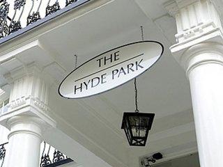 Royale Chulan Hyde Park London