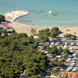 Zaton Holiday Resort - Apartments / Camping / Mobilhomes / Adria More Mobilehomes / Adriatic Kamp