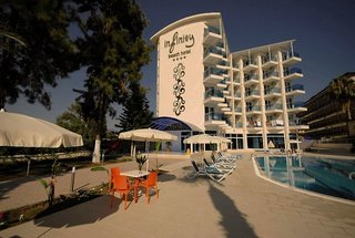 Infinity Beach Hotel Alanya