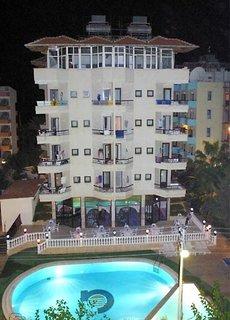 Kleopatra Ada Beach Otel (ex: Güral)