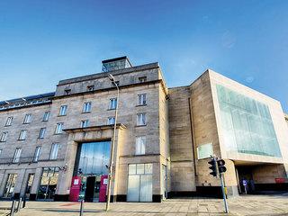 Premier Inn Edinburgh City Centre Haymarket