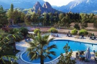 Hotel Berke Ranch & Nature