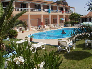 Elena Pool Apartments
