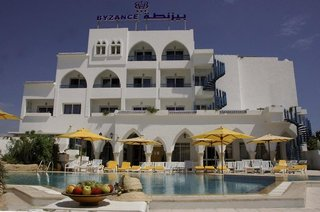 Hôtel Byzance