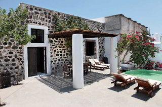 Villas And Mansions Of Santorini