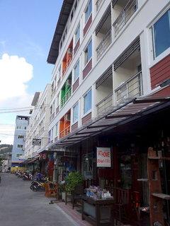 Athome Hotel @Nanai 8 & Thai Kitchen