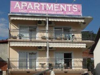 D&D Apartments Tivat