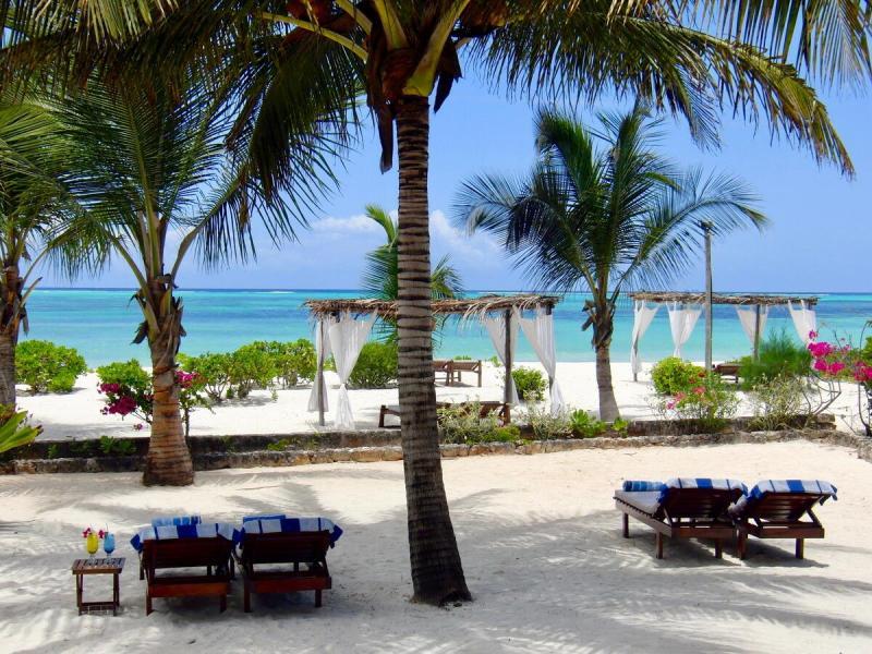 Hotel NEXT PARADISE BOUTIQUE RESORT 4*, FAM 1/2+2 plaža, POL,  Zanzibar -  čarter iz Ljubljane