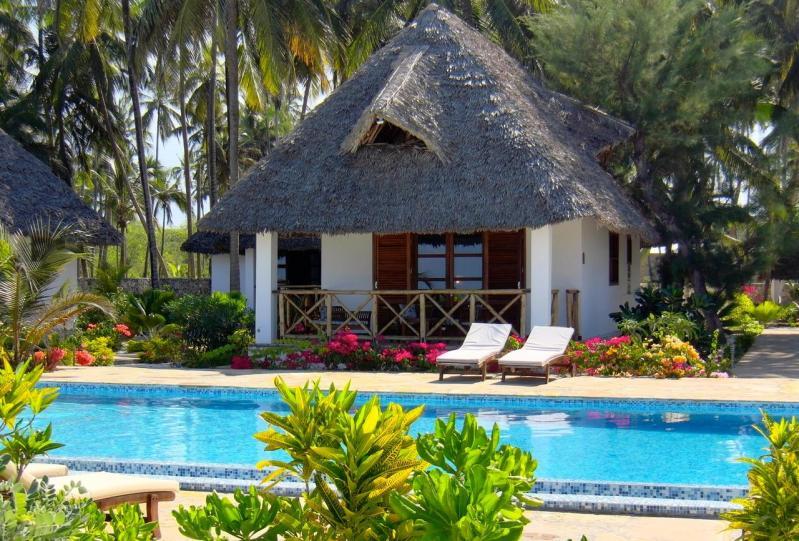 Hotel NEXT PARADISE BOUTIQUE RESORT 4*, BGW 1/2-3 na plaži, POL,  Zanzibar -  čarter iz Ljubljane
