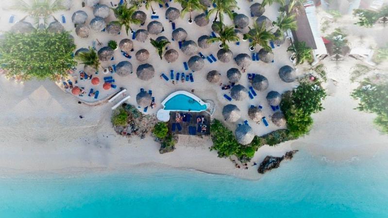 Hotel MY BLUE 4* DELUXE 1/2, AI  -  Zanzibar -  čarter iz Ljubljane