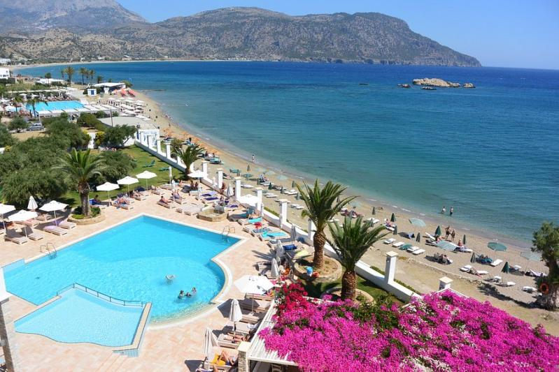 Rezultat iskanja slik za hotel electra beach karpathos kompas