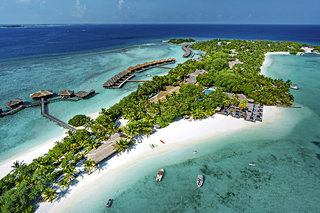 Sheraton Maldives Full Moon Resort & Spa 5*, Nord Male Atoll