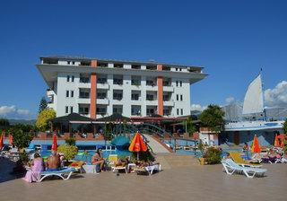 Numa Konaktepe (ex: Scanway Aqua Resort, ex: Konaktepe)