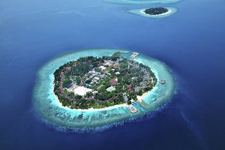 Bandos Maldives 4*, Nord Male Atoll