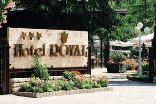 Hotel Royal & Hotel Palme & Suite