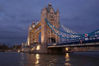 London v času božičnih nakupov