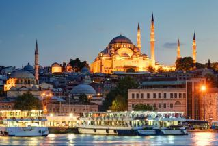 Istanbul-mesto na vratih orienta