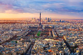 V Pariz in Disneyland z avtobusom
