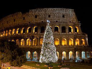 Predbožični Vatikan,Rim,Neapelj,Pompeji