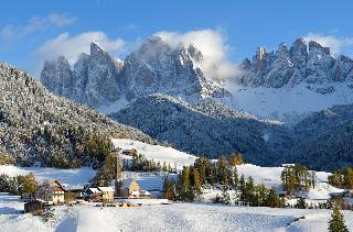Zimska dolomitska pravljica