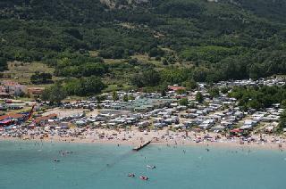 BAŠKA BEACH CAMPING RESORT - BAŠKA 4* Otok Krk, Baška