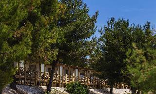 Vranjica Belvedere, mobilne hišice