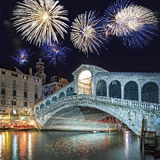 Silvestrovanje v Benetkah
