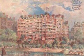 The Savoy 5*, London