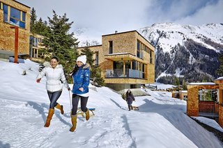 Gradonna Mountain Resort - Hotel / Chalets