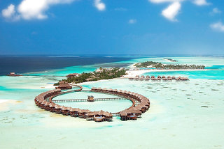 Olhuveli Beach & Spa 4*, Süd Male Atoll
