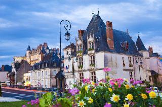 Pariz in dolina Loare