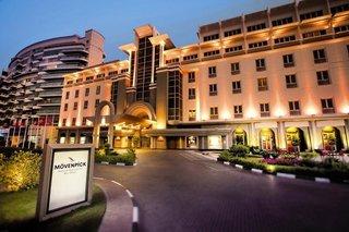 Mövenpick Hotel & Apartments Bur Dubai (ex: Mövenpick Bur Dubai)