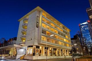 Savigny Hotel Frankfurt City