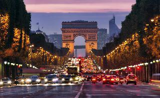 Pariz mesto luči - ugodno