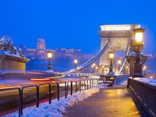 Novoletna Budimpešta 3 dni