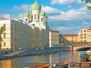 St.Peterburg in Moskva 7 dni