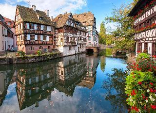 Strasbourg in šarmantna Alzacija