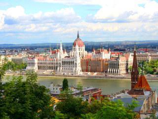 Pravljični okusi Madžarske 4 dni