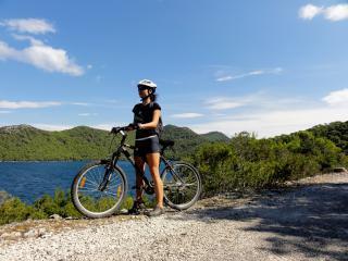 Kolesarjenje po Severni Dalmaciji