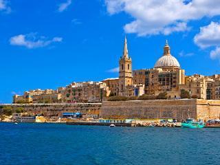 Malta - otok sonca