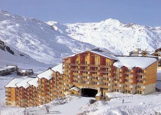 Apartmajska hiša Le Cheval Blanc