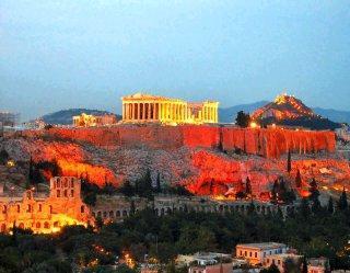 Klasična Grčija in Meteora