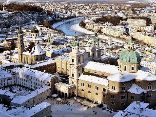 Salzburg in solni rudnik