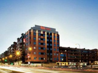 Hotel ibis Madrid Centro las Ventas
