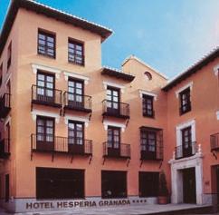 Hesperia Granada Centro