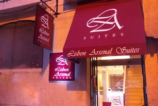 Lisbon Arsenal Suites