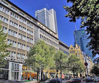 Mercure Hotel Kaiserhof Frankfurt City Center