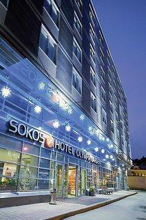 Original Sokos Hotel Olympia Garden, St. Petersburg