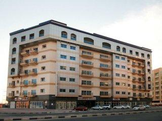 Rose Garden Hotel Apartments Barsha