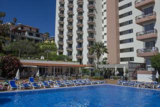Hotel Dorisol Mimosa 3*, soba 1/2+1 NZ, Madeira 8 dni - čarter iz Ljubljane